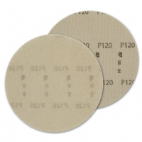 150 mm  Abrasive mesh screen sanding discs from Sait. Pack of 50